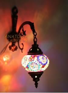 Mozaik lamba tekli aplik numara2-02