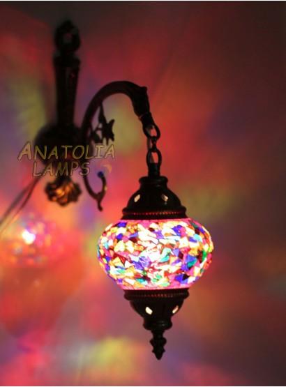 Mozaik lamba tekli aplik numara2-03