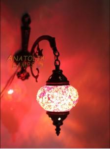 Mozaik lamba tekli aplik numara2-04