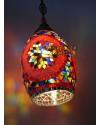 Mozaik Lamba Tekli Sarkıt Retro Style