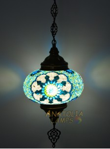 Mozaik Lamba Tekli Sarkıt Large-02