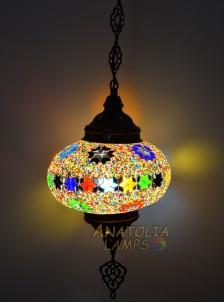 Mozaik Lamba Tekli Sarkıt Large-04